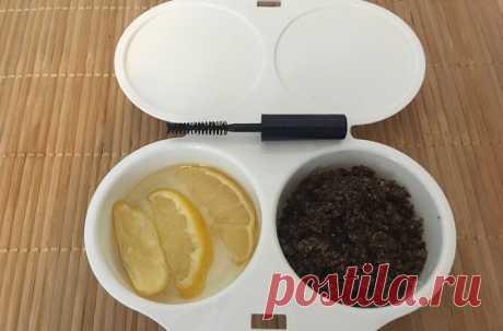 Восстановила редеющие брови оливковым маслом с лимоном за неделю