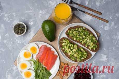 Зрелые женщины завтракают так и худеют: 15 завтраков для основательного похудения
