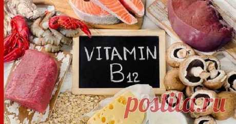 Врачи перечислили самые «странные» признаки дефицита B12 Витамин B12 выполняет в организме три главные функции: помогает поддерживать здоровье нервов, клеток крови и участвует в формировании ДНК. По данным
