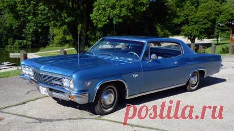 1966 Chevrolet Caprice | T58 / Чикаго 2015 / Аукционы Mecum 1966 Chevrolet Caprice представлен как Lot T58 в Шаумбурге, штат Иллинойс