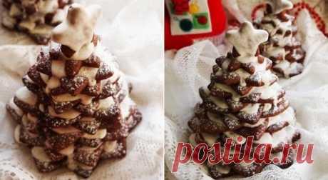 Имбирное печенье с какао   Интерьер и Дизайн вашего дома