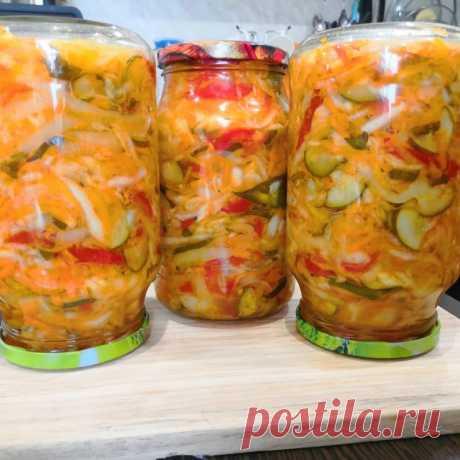 Овощной салат 10-ти минутка — Sloosh – кулинарные рецепты