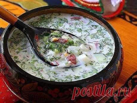 5 most tasty recipes of okroshka