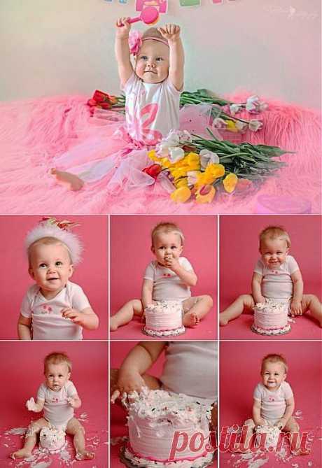Первый год — день рождения крохи