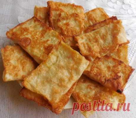 Пирожки из лаваша на сковороде: рецепт с фото и варианты начинки с сыром, яблоками, капустой, творогом, картошкой, яйцом, фаршем, луком