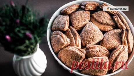 Творожное печенье — Вегетарианские рецепты