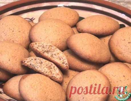 Печенье овсяное – кулинарный рецепт