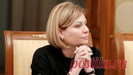 Министр культуры России -ОЛЬГА ЛЮБИМОВА