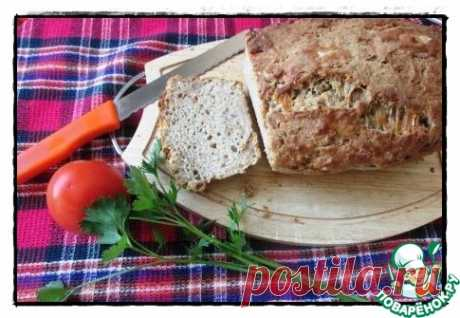 Пивной хлеб с беконом и сыром Кулинарный рецепт