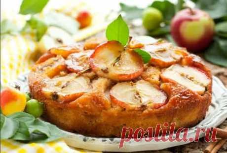 Шарлотка с яблоками в духовке: лучшие рецепты с фото - Женская страница
