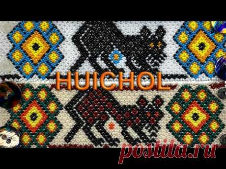 Браслет Hunter Huichol