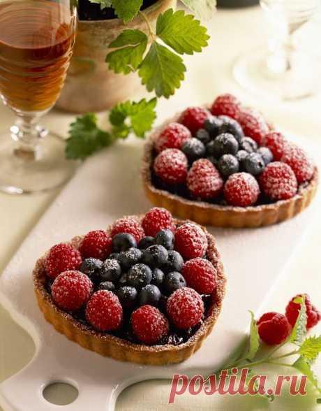 Рецепты десертов без сахара