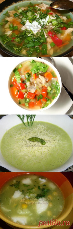 Суп для похудения. 20 лучших рецептов