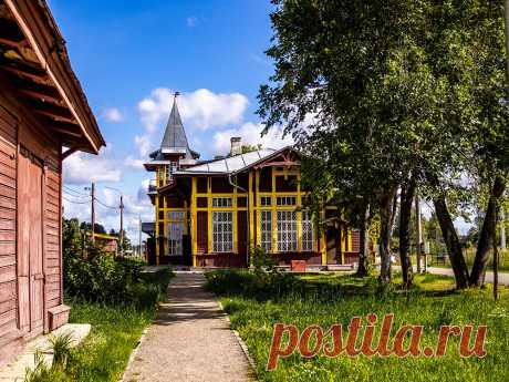Куженкино. Старинная станция или музей под открытым небом? | Orange Reality | Фотопутешествия | Яндекс Дзен