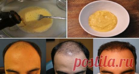 Он смешал бананы и пиво, нанес на волосы - Результаты после 7 дней удивительны!