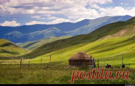 Красоты Казахстана.