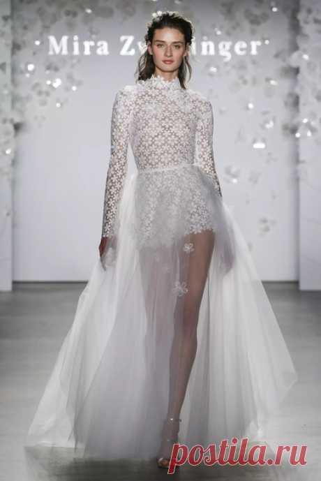 Bridal Fashion Week: весна-2020 💥