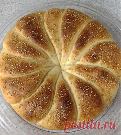 """Хлеб по-сербски, рецепт - """"Ваши любимые рецепты"""" - bondarevati@mail.ru - Почта Mail.Ru"""