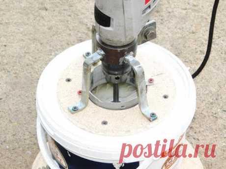 Не выбрасывайте негодный электродвигатель от ПЫЛЕСОСА! Сделайте полезное приспособление!