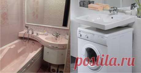 Ванная комната всего 5 кв. м? Не печалься, а воплощай эти грамотные идеи!  Несмотря на то что прогресс движется с огромной скоростью, многоквартирные дома в большинстве своем у нас остались с прошлого столетия. Небольшие комнаты, кухонька, а ванная настолько маленькая, что …
