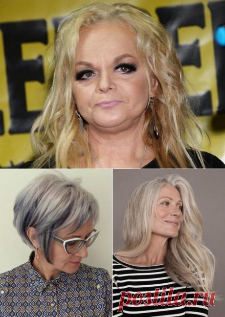 Краска и уход тут не помогут: почему женщины с длинными волосами в возрасте плохо выглядят - be1issimo.ru