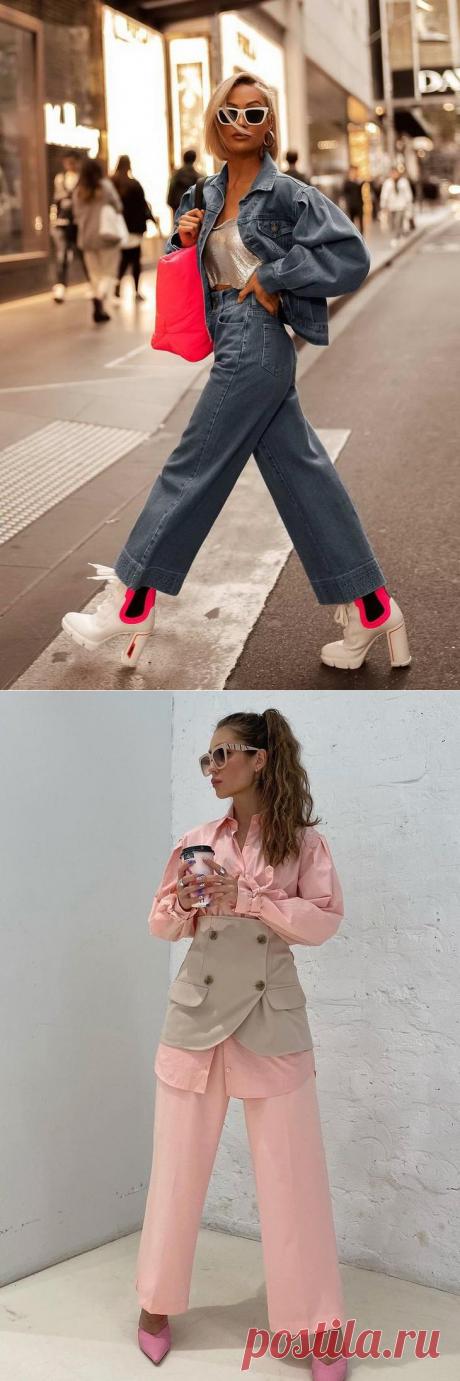 Женские брюки - будь в тренде в 2022