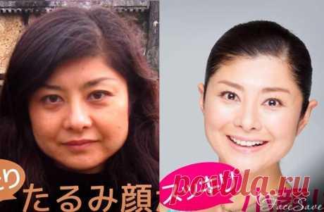 Лицевая гимнастика — японская йога для лица от Мамады Йошико