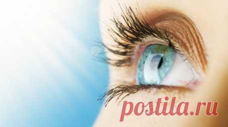 Полезные упражнения для глаз — Делимся советами