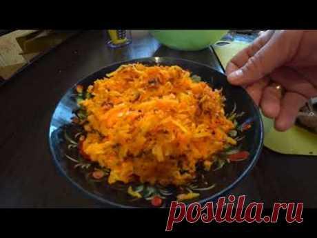 Готовим вкусный салат из печени