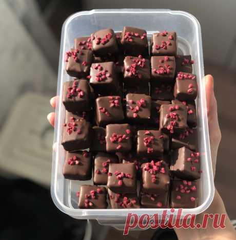 Нарезная конфета «Лесные ягоды» — Изящество кулинарии