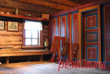 Дом славян: волшебные правила обустройства жилья