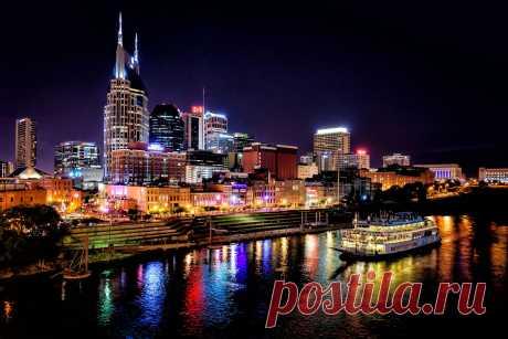 500px / Nashville Ночи Майлз Смит