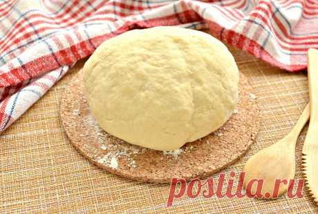 Тесто для мантов на молоке с яйцами - рецепт с фото пошагово