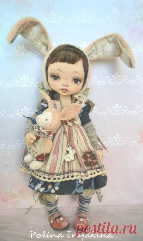 Куклы Полины Инякиной. – 73 фотографии
