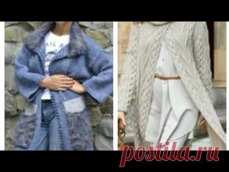 Идеи весенних кардиганов для женщин - Spring cardigan ideas for women