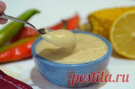 Яблочный «майонез»: крутая замена популярному соусу. По вкусу не отличить, и без холестерина! | Дауншифтеры | Яндекс Дзен