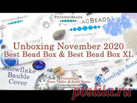 LIVE November 2020 Unboxing - Best Bead Box XL