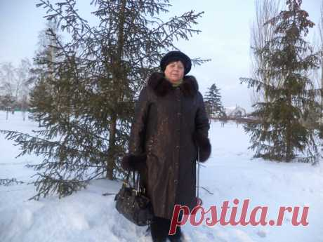 Любовь Буханова