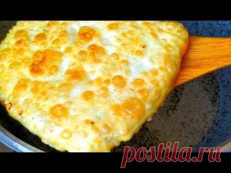 Остановиться невозможно!!! Такая нежная, безумно вкусная катлама. CHEESE PARATHA #вкусно #food