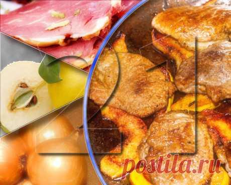 21 блюдо из жареного мяса: свинина с айвой (№6) | Рецепты старого дома | Яндекс Дзен