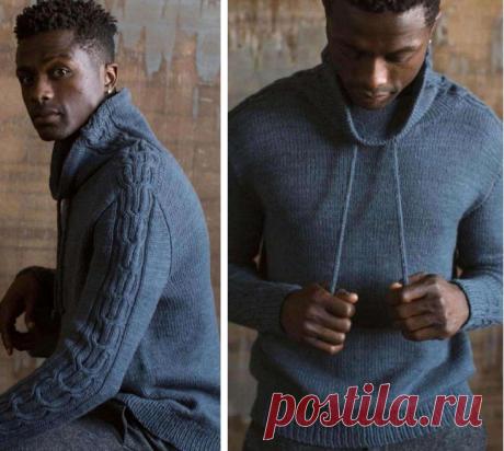 Man's pullover.