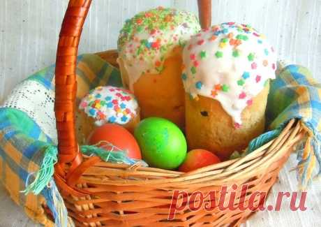 Good recipe of an easter Easter cake