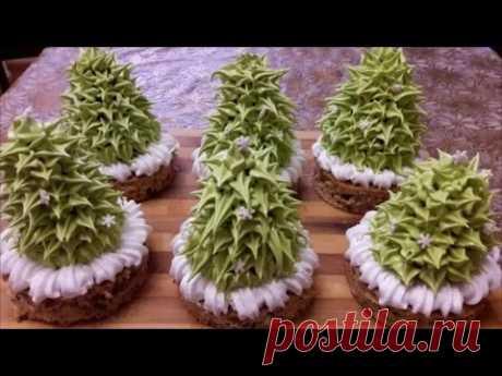 El pastel LOCHKA de Año Nuevo cake decoration Adornamiento la Receta del pastel