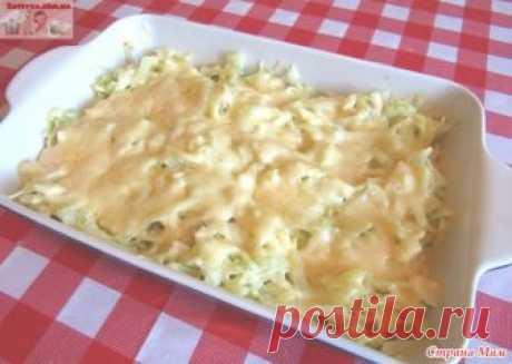 Запечённая капуста «Нежная» с яйцами и сыром Рецептов приготовления блюд из капусты очень много, ее тушат, жарят, солят, маринуют, добавляют в различные блюда в сыром виде.