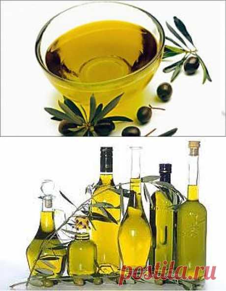Оливковое масло для красоты вашей кожи |