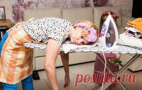 Домохозяйки с годами могут потерять память: исследование - Odnaminyta - медиаплатформа МирТесен