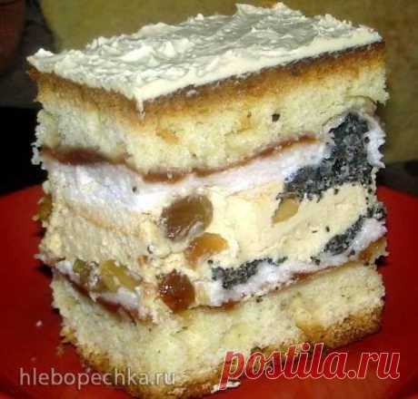 "Торт-пляцок ""Пани Каблучкова"" - Хлебопечка.ру"
