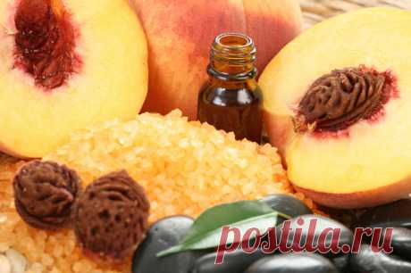 Маска с персиковым маслом и алоэ вместо ботокса — Полезные советы