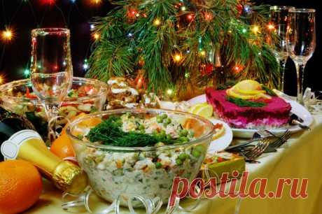 Nourishing puff Korel salad: having tried it, all ask the recipe!