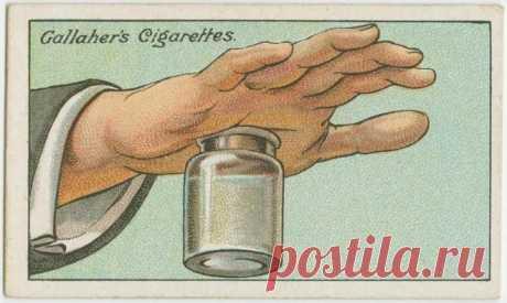 20 столетних лайфхаков с сигаретных карточек Галлахера - Woman's Day
